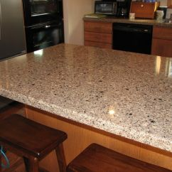 Pictures Of Laminate Kitchen Countertops Island Large Sienna Ridge Silestone Would Love These