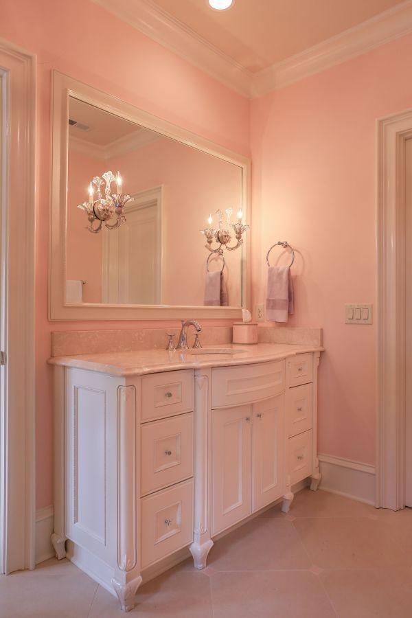 Little Girl' Bedroom Bathroom