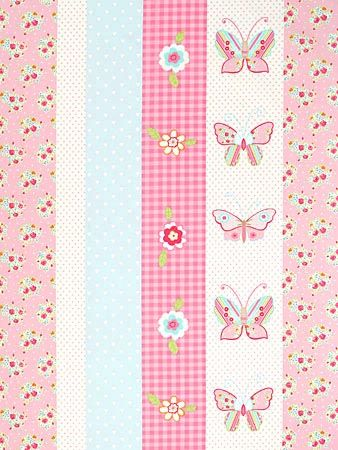 Girls Animals Butterflies Fabrics And The O'jays