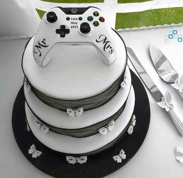 Xbox Wedding Invitations
