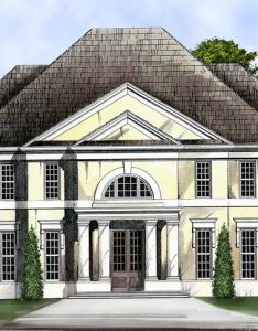 House also plan hhf story total square footage home ideas rh za pinterest