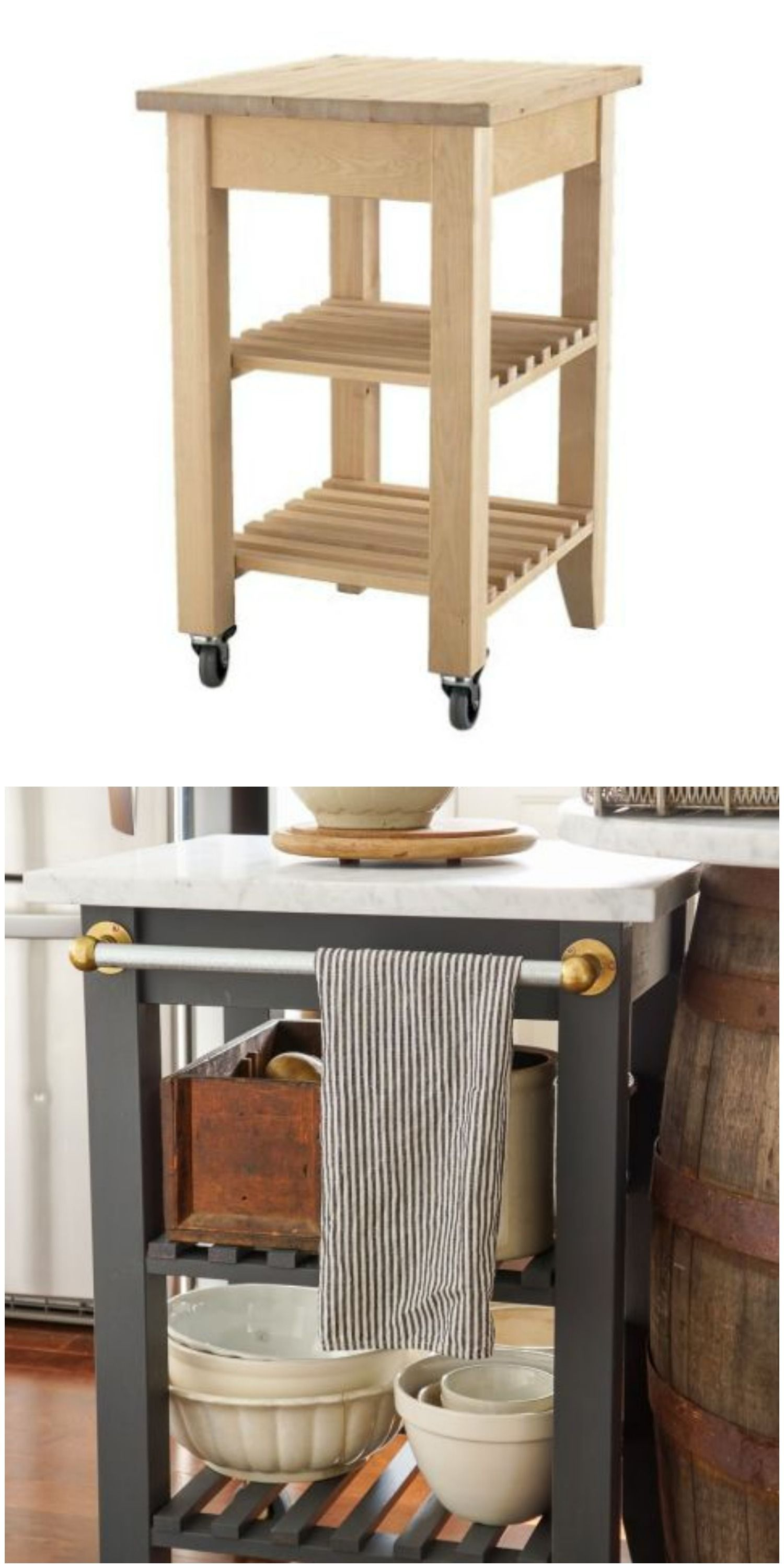 outdoor kitchen storage cart floral curtains the 25 coolest ikea hacks we 39ve ever seen portable