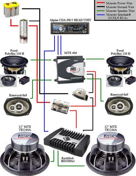 Car Sound System Diagram Best 1998 2002 Ford Explorer <b>stereo< B