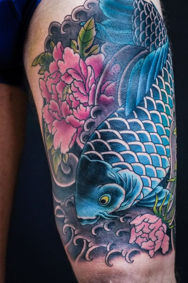 Irezumi- Japanese Tattoos - Senju Horimatsu Irezumi