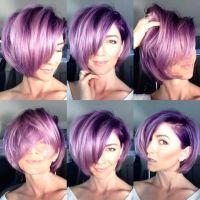 FORMULA: Plum Violet...Nice Selfie! - Hair Color | Violets ...