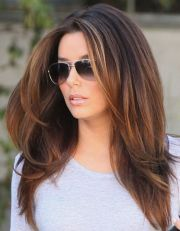 hair with layers style