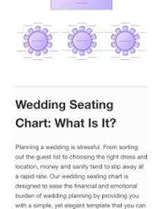 Diy wedding planner android app seatingchart planning for also rh pinterest