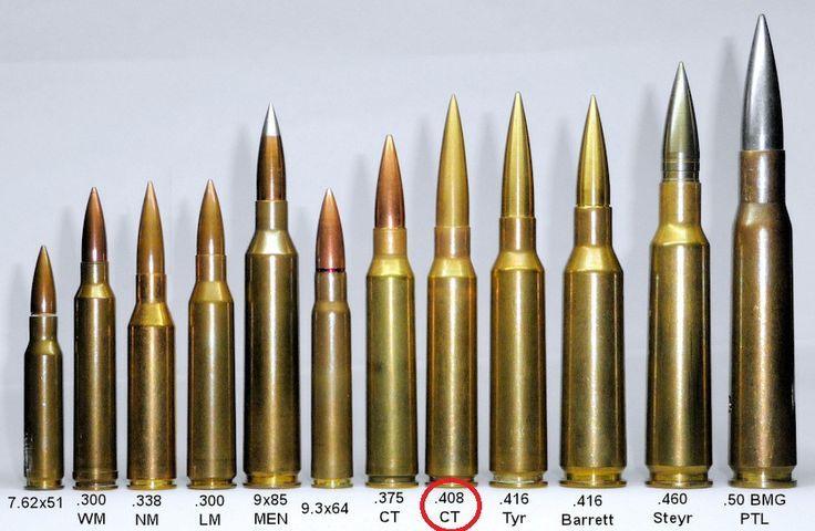 458 Ballistics Socom 50 Beowulf