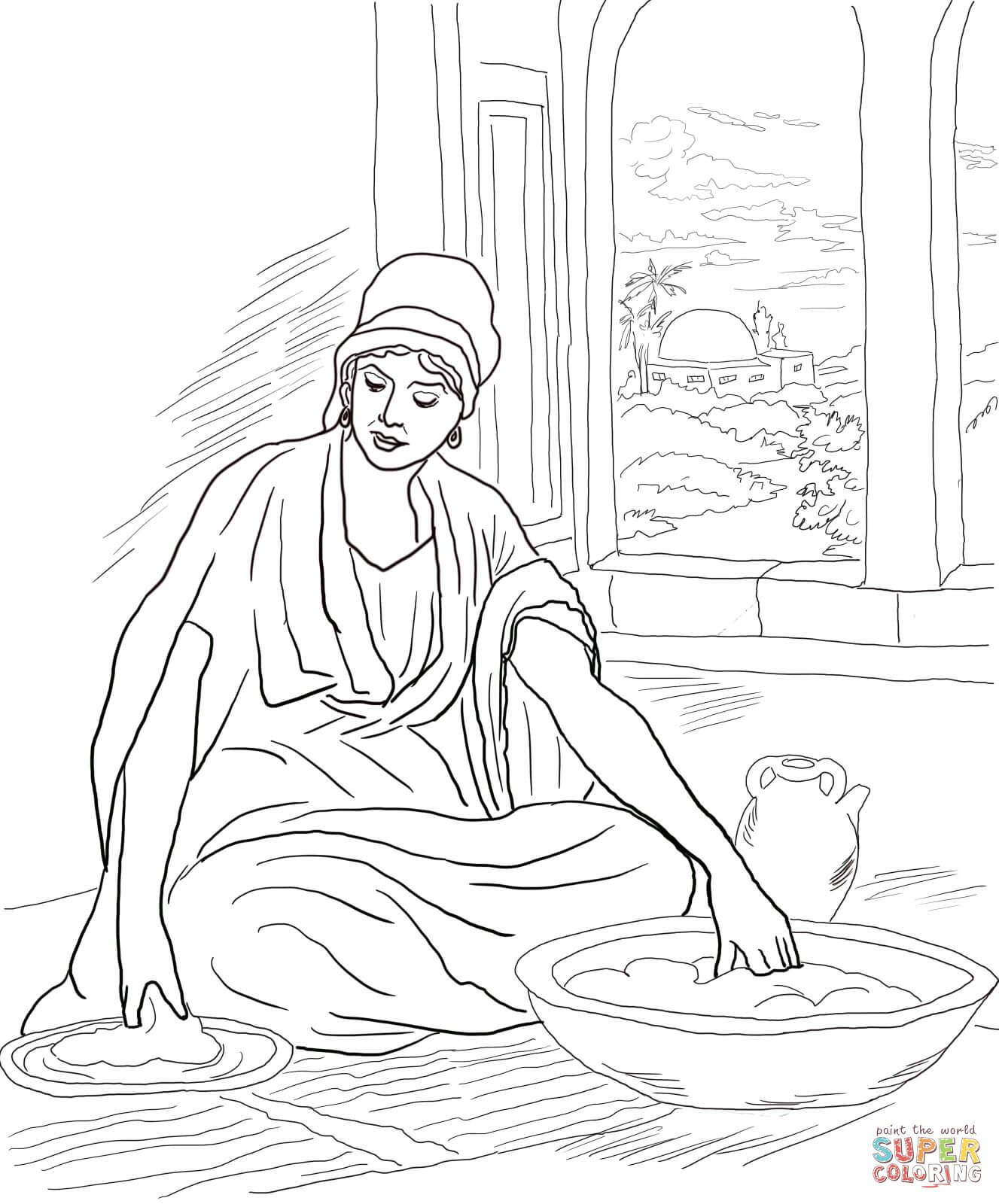 Parable Of The Leaven Yeast