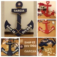 PIR Door Decoration #Anchor #BootCampGraduation #Navy # ...