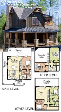 Best 25+ Lake home plans ideas on Pinterest | House layout ...