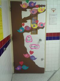 Valentines Day Classroom Door Decoration | Valentines ...