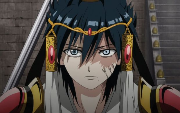 Image result for Magi – The Kingdom of Magic antagonists