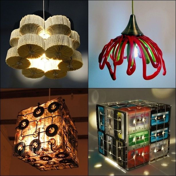 Having Some Eco Friendly Green Décors Ideas At Home Recycled