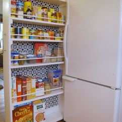 How To Add A Pantry Your Kitchen Lights For Ceiling Diy Rolling Tutorial Home Improvement
