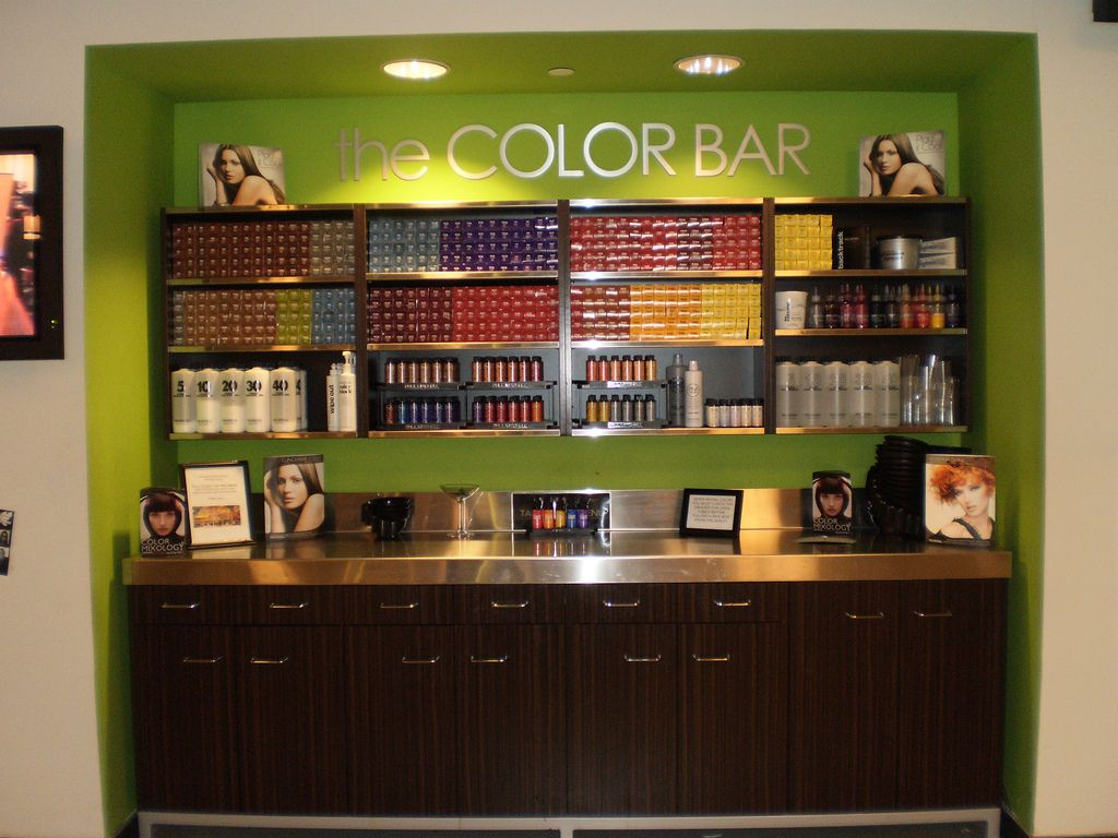 Phase I Color Bar  Bar and Salons