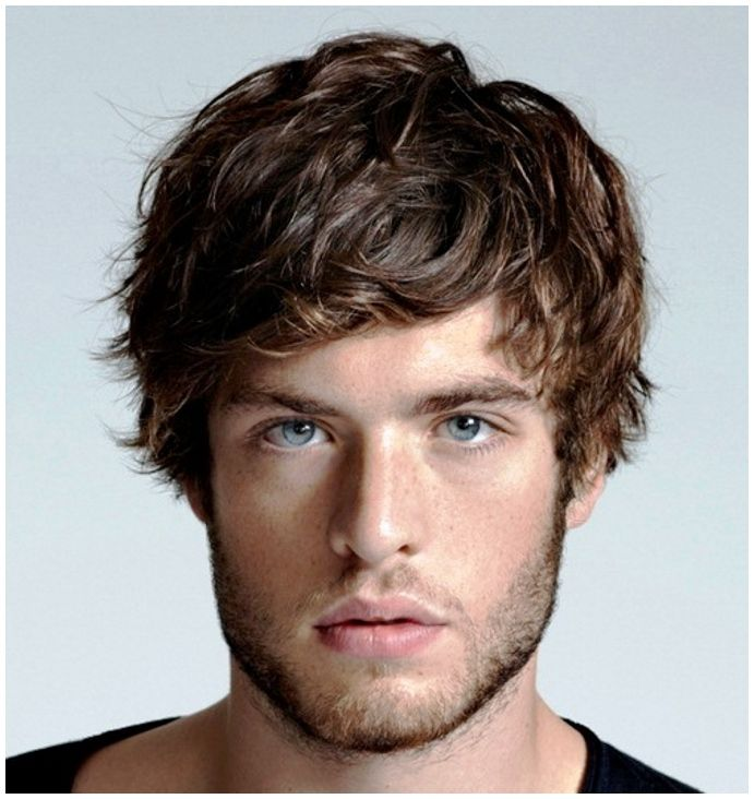 Medium Haircuts For Guys With Bangs Common Medium Hairstyles For