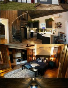 Busy couple design and build tiny victorian house with help of nation dany also rh pinterest