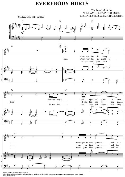 Yiruma Love Hurts Sheet Music