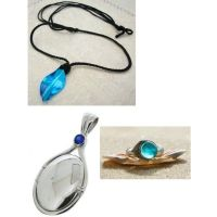 "The necklaces from ""h2o: Just Add Water"", as well as the"
