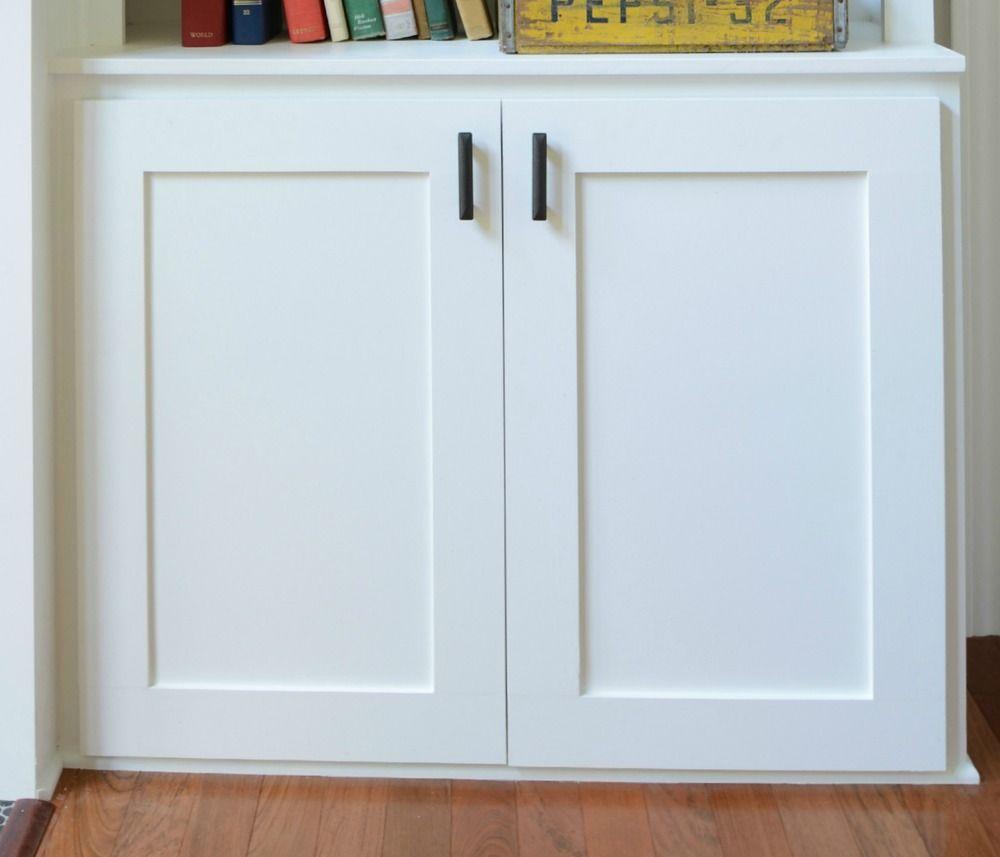 How to Build a Cabinet Door  Doors Woodworking and Kitchens