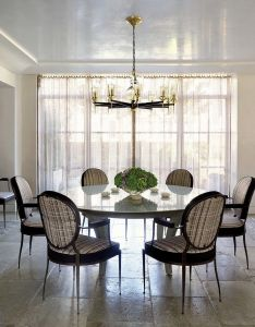 The joe nahem treatment inside rooms by celebrated designer also rh uk pinterest