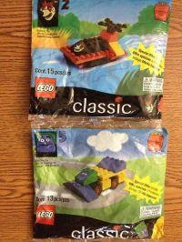 McDonald's NIP 1999 Classic Lego Sets 2 5 Free Shipping ...