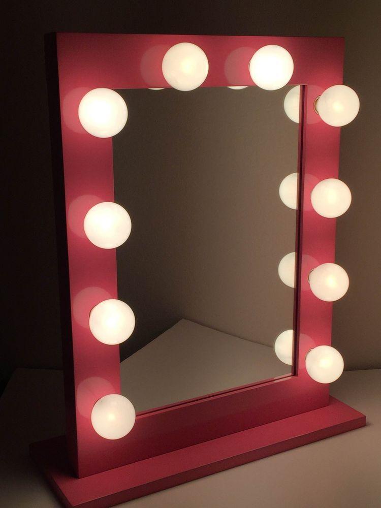 Makeup Vanity Mirrors Lights