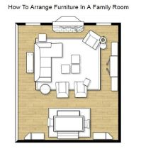 How To Arrange Furniture In A Family Room | Arrange ...