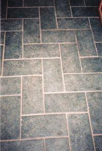 herringbone ceramic tile floors | ... ceramic tile. The ...