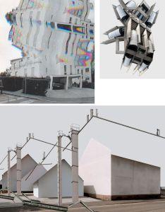 Graphic designes inspired by architecture patric dreier http iciio also rh pinterest