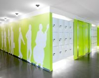 hallway and lockers   devil in the details   Pinterest ...