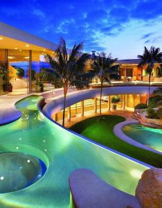 The best design of big mansion with pool for your modern house decoration idea also rh uk pinterest