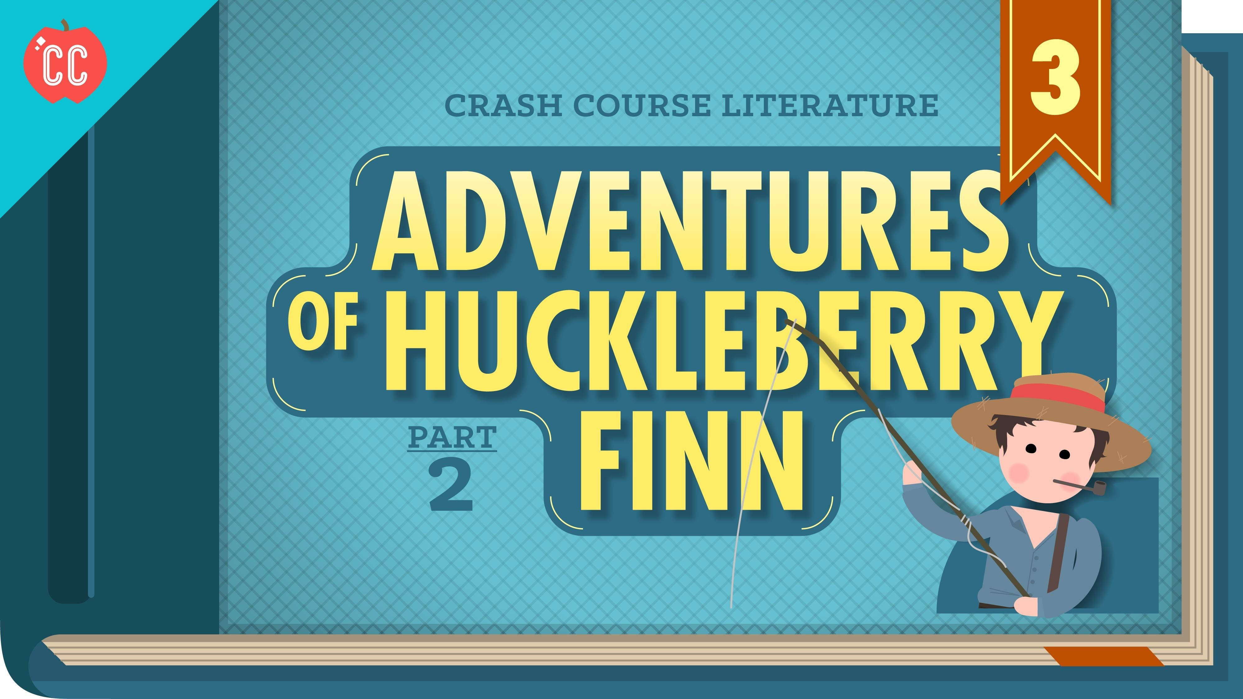 The Raft The River And The Weird Ending Of Huckleberry Finn Crash Cou