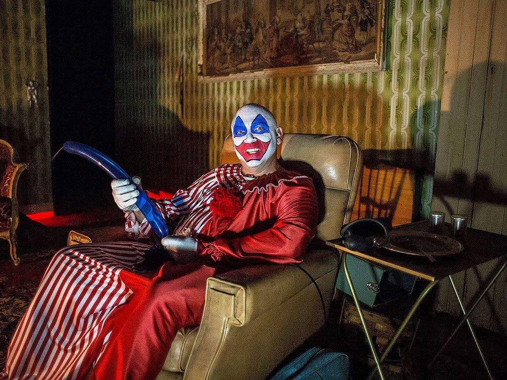 John Wayne Gacy Room In Illinois Haunted House Stirs Controversy