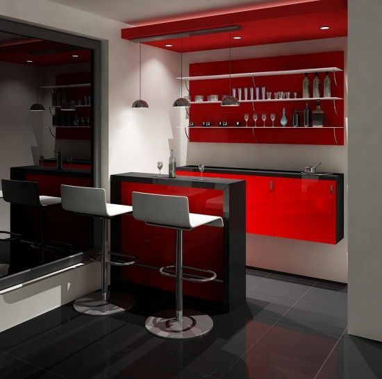 19 Delightful Home Bar Ideas For Real Enjoyment Modern Homes