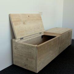 Homemade Modern Ep 70 Outdoor Sofa Surfing Benefits Opbergbank Met Twee Kleppen 180 Cm Lang 45 Hoog En