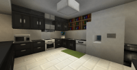 modern kitchen | Minecraft | Pinterest | Minecraft creations