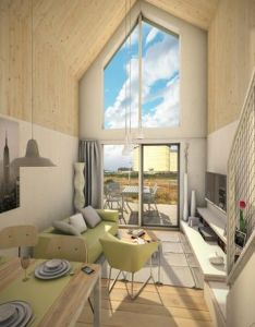 Interiors can   make rent this beautiful squatter  home be built on  vacant also rh pinterest