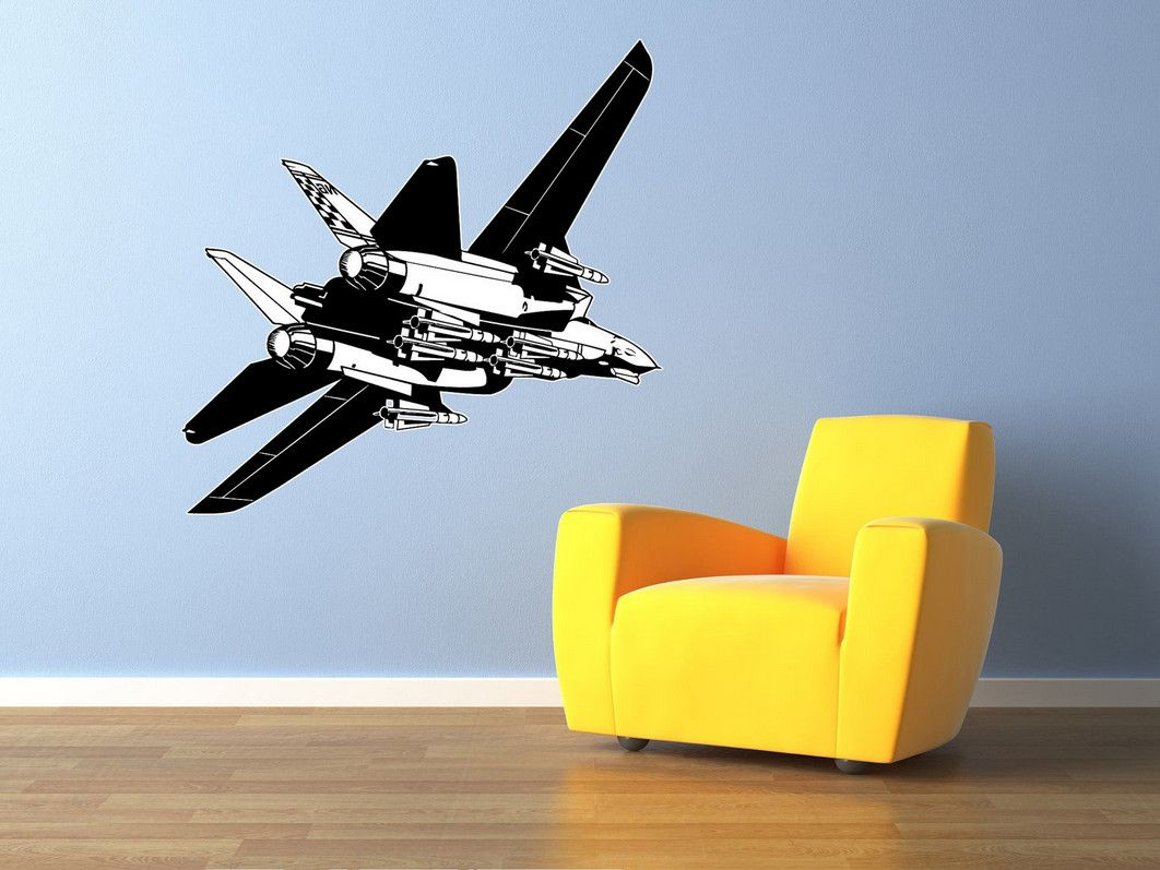 Airplane wall decals will help you to improve the look of your also rh pinterest