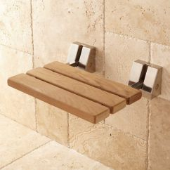 Bath Chair Accessories Toddler With Straps Uk Wall Mount Teak Folding Shower Seat
