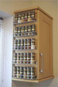 Wall Spice Rack Ideas   Home Interior Design Styles ...