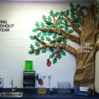 """""""The Giving Tree"""" themed classroom where our focus is on ..."""