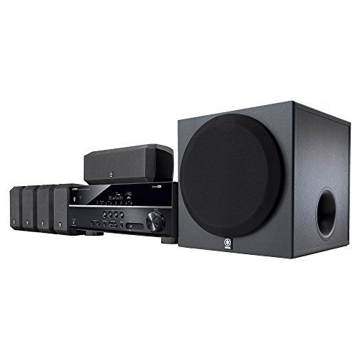 Yamaha yht ubl channel home theater in  box system with bluetooth to view further also rh pinterest