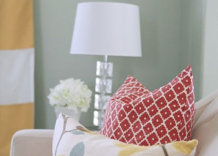 Palladian blue wall like the muted red with it also th street design school kirsten krason interiors cresthaven