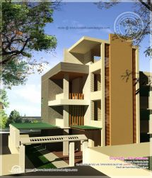 3 Floor House Plans Designs