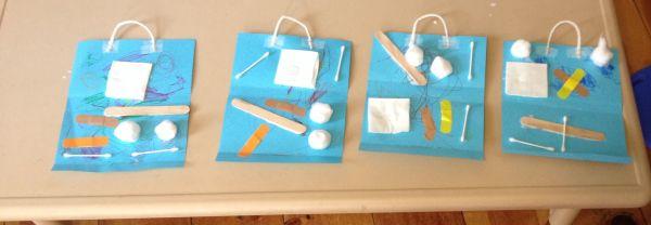 Preschool Doctor Crafts