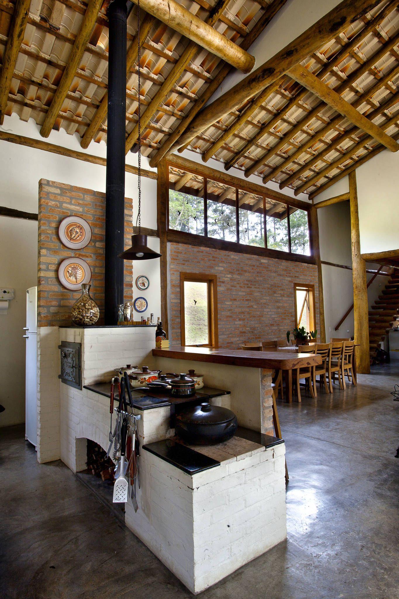 Fotos de casas rsticas so loureno da serrasp  So loureno Casas rsticas e Design de