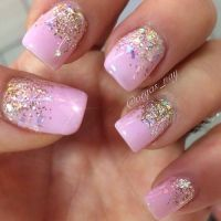 princess nails! | Nails | Pinterest | Princess, Disney ...