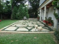 flagstone patio designs - Yahoo! Search Results | small ...